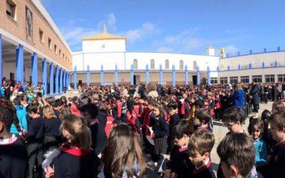 ¡Sea por Andalucía libre, España y la Humanidad!