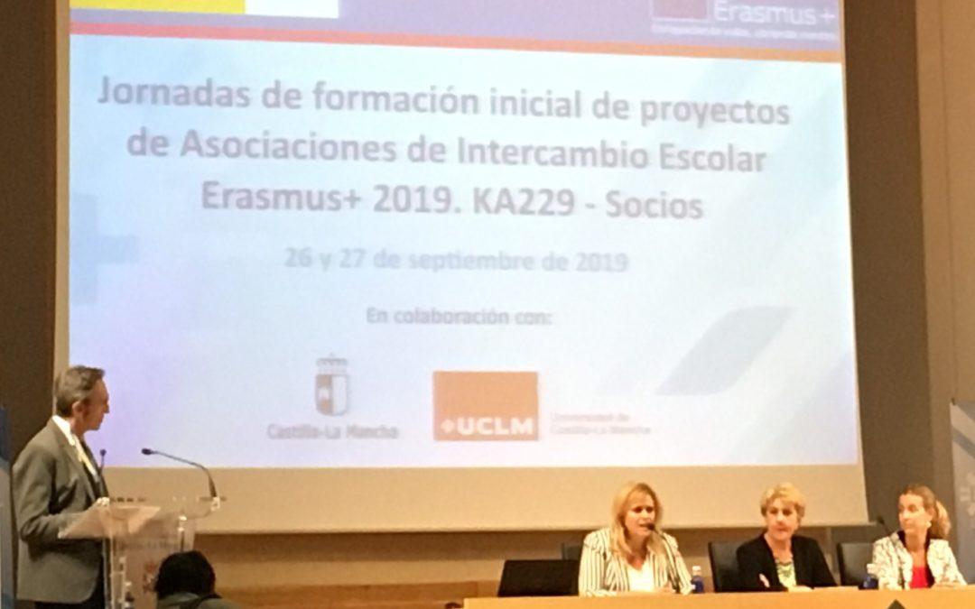Abierto el plazo para la solicitud de Erasmus +